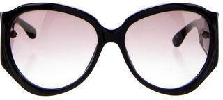 Bottega VenetaBottega Veneta Intrecciato Gradient Sunglasses