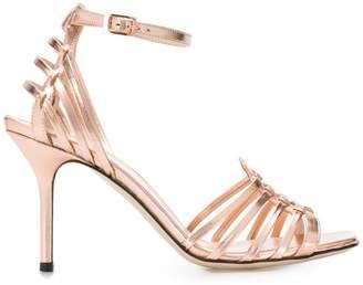 Pollini strappy sandals