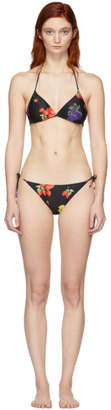 MSGM Multicolor Fruits Bikini