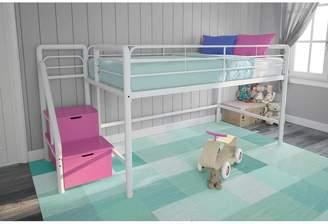 LOFT Zoomie Kids Bewley Junior Twin Bed with Storage