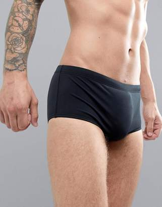 2637c69bd0 Trunks Nike Swimming core in black ness7070-001