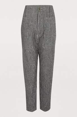 1115f9770f6b Etoile Isabel Marant Trousers For Women - ShopStyle UK