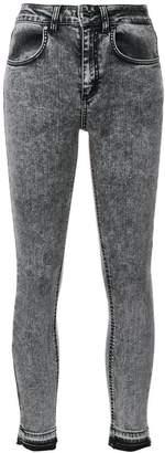 Dondup acid wash skinny jeans