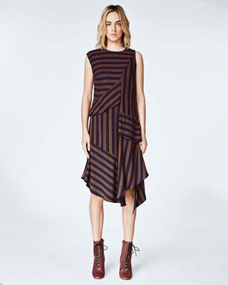 Nicole Miller Earhart Stripe Dress