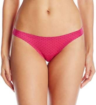 Maidenform Women's Comfort Devotion Thong Panty