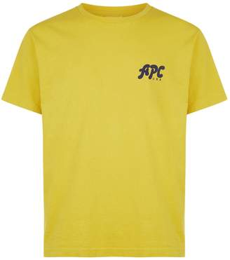 A.P.C. Sid Logo T-Shirt