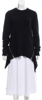 Alexander Wang Wool Crew Neck Sweater