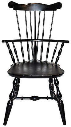 One Kings Lane Vintage Windsor Chair by Nichols & Stone - House of Charm Antiques