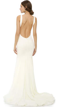 Katie May Monaco Gown $1,950 thestylecure.com