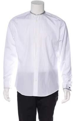 Hermes Striped Dress Shirt