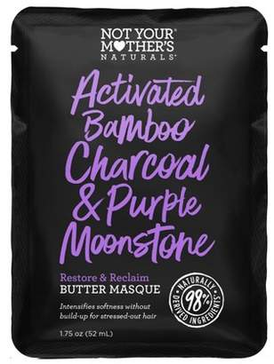 Not Your Mother's Naturals Activated Bamboo Charcoal & Purple Moonstone Butter Masque - 1.75fl oz