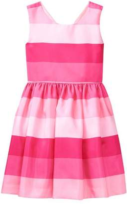 Gymboree Striped Dupioni Dress