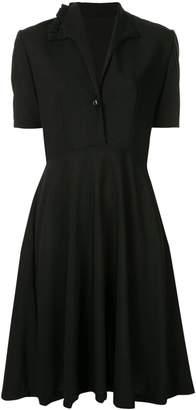 Zambesi Nightshade pleated dress