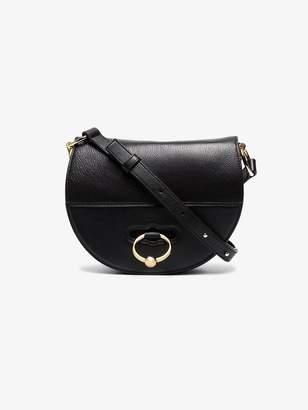 J.W.Anderson Black Latch Leather Cross Body Bag