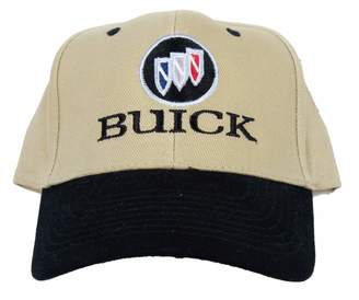 6a7be4f3a59f54 A&E Designs Buick Tri Shield Fine Embroidered Adjustable Adult Hat Cap