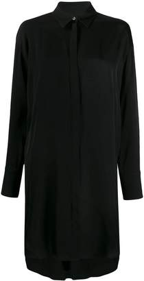 J. Lindeberg long-sleeve shirt dress