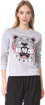 KENZO Tiger Sweatshirt $270 thestylecure.com