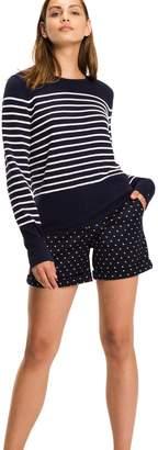 Tommy Hilfiger Textured Stripe Sweater