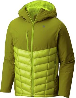 Mountain Hardwear Supercharger Hooded Insulated Jacket - Men's