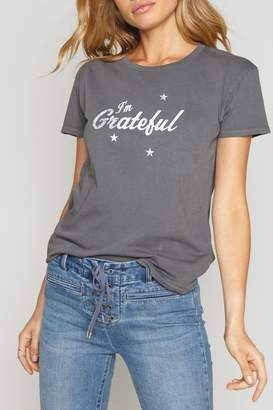 Amuse Society I'm Grateful Tee