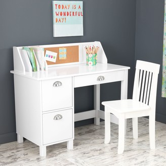 Kid Kraft Study Desk & Chair Set