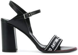 Zadig & Voltaire Zadig&Voltaire Vogue Words sandals