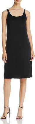 Eileen Fisher Silk Slip Dress - 100% Exclusive $248 thestylecure.com