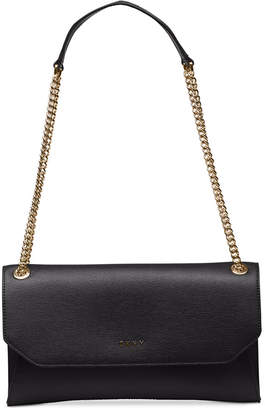 DKNY Chain Strap Envelope Clutch, Created for Macy's