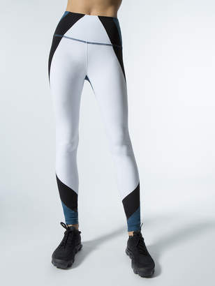Beyond Yoga Around the Colorblock High Waisted Long Legging