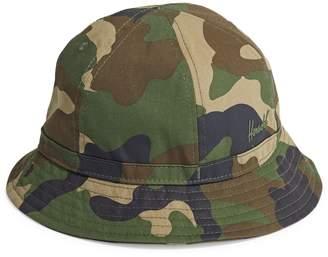 Herschel Camouflage Denim Bucket Hat