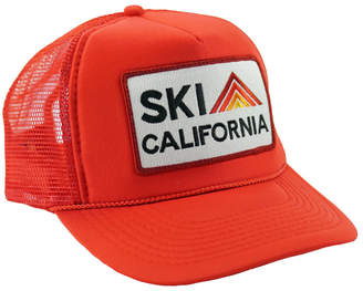 Aviator Nation Ski California Trucker Hat