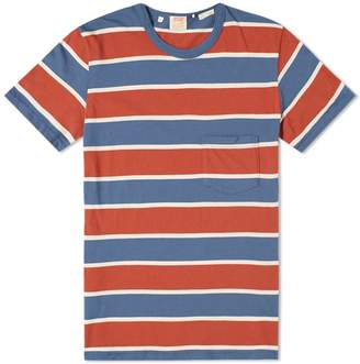 Levi's Clothing 1960s Casuals Stripe Tee