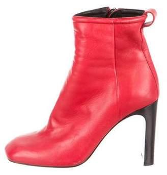 Rag & Bone Square-Toe Ankle Boots