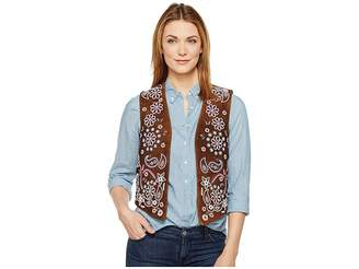 Tasha Polizzi Country Girl Vest Women's Vest