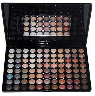 Bill Blass Amazing2015 Professional 88 Metal Shimmer Color Eyeshadow Palette 02# by Amazing2015
