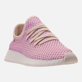 adidas Women's Deerupt Runner Casual Shoes