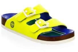 Tory Burch Tennis Buckle Sandals