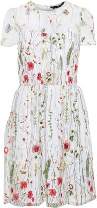 Walter W118 By Baker Drew Embroidered Tulle Dress