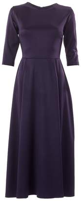 Emelita - Dark Purple Maxi Dress