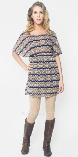 eDressMe Empire Knit Day Dresses