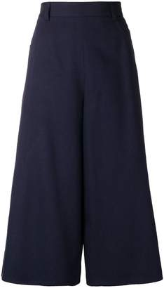 See by Chloe wide-leg culottes