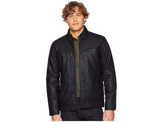 Buffalo David Bitton PU Bomber Men's Coat