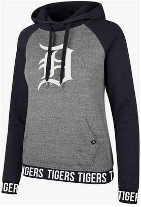 '47 Women's Detroit Tigers Encore Revolve Hoodie