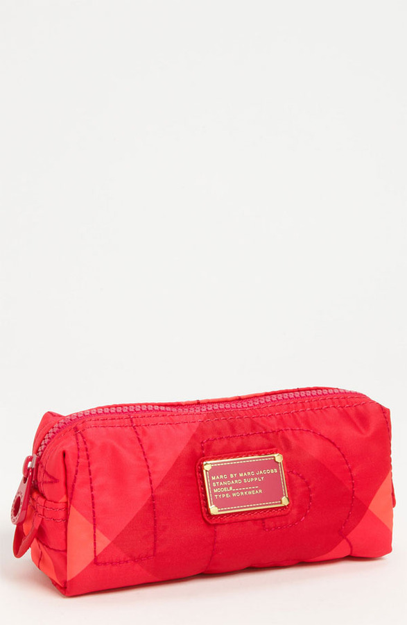 MARC BY MARC JACOBS 'Pretty Nylon - Stacey' Narrow Cosmetics Case