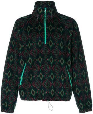 Lanvin patterned loose sweater