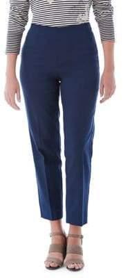 Olsen Side-Zip Mona Straight Pant