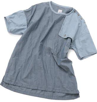 Men's Bigi (メンズ ビギ) - ADITIONAL カラーコンビTシャツ メンズ ビギ カットソー