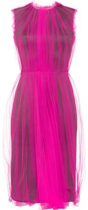 Prada layered tulle dress