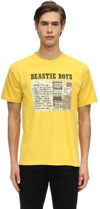 Fact. X Beastie Boys Bb Punk Printed Cotton Jersey T-shirt