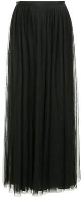 Needle & Thread long tulle skirt